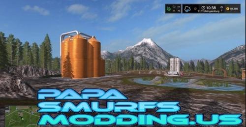 maps - Papa Smurf Modding