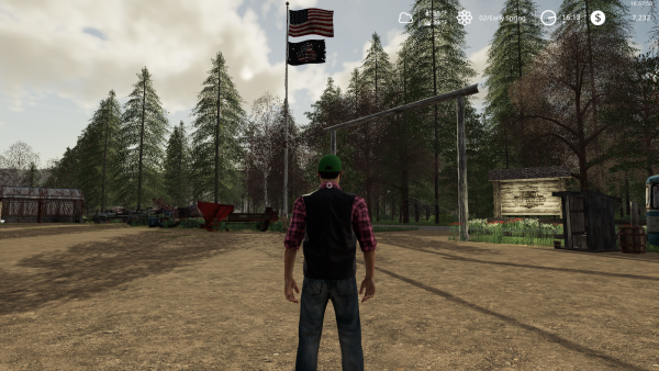 Farming Simulator 19 8_2_2020 4_57_50 PM